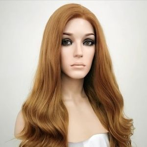 Accessories - 🆕 Synthetic Lace Front Wig Strawberry Blonde 24""